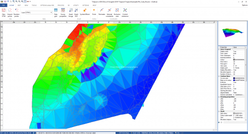 topography - trispace