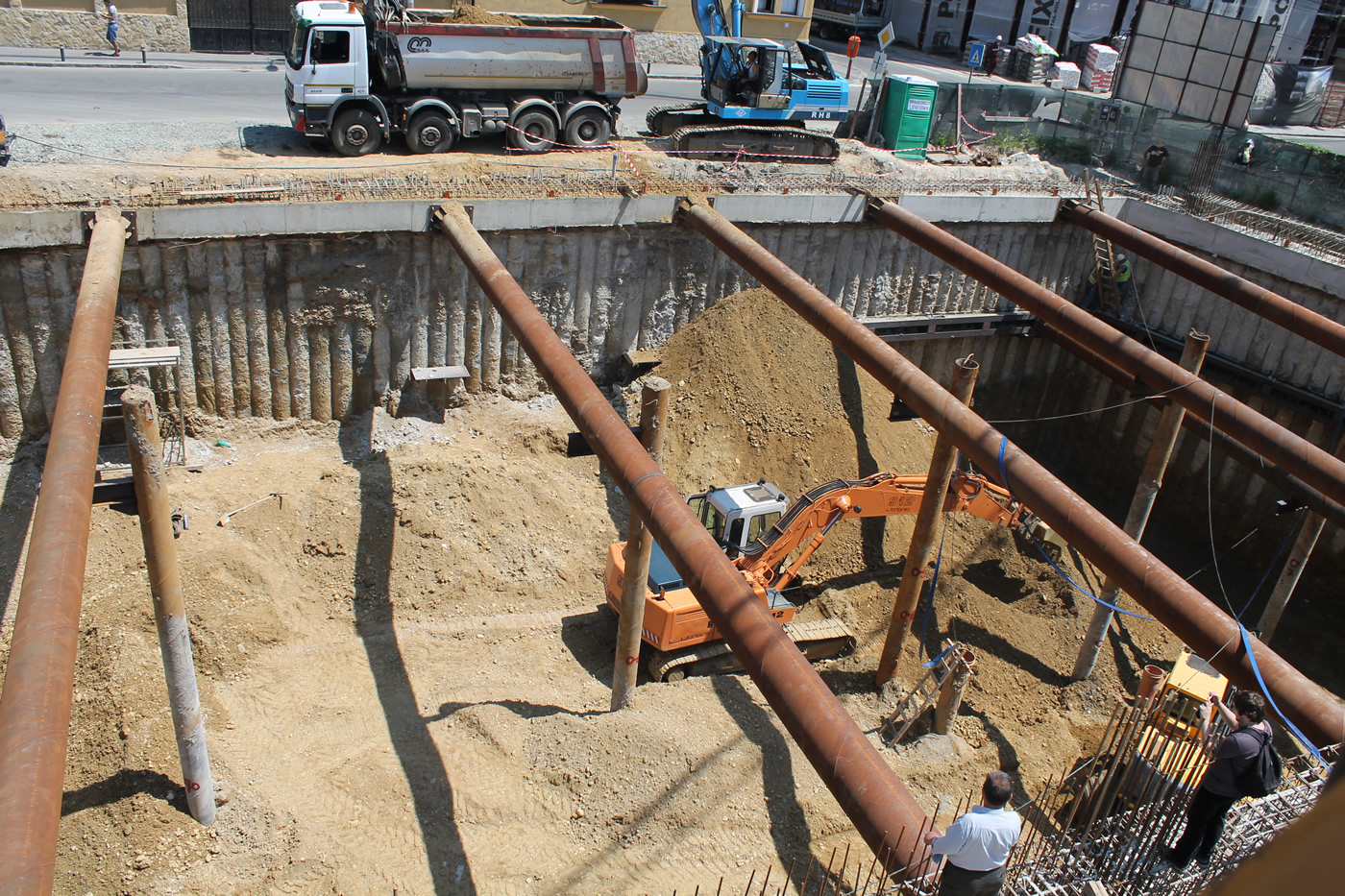 construction measurement iii piles Vdot governance document construction manual construction division revised may 2016.