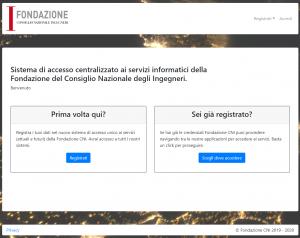 login portale CFP formazione_ingegneri